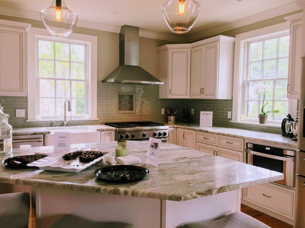 9 Newburyport Kitchen Tour, Pt. 9 and the case of the missing ...