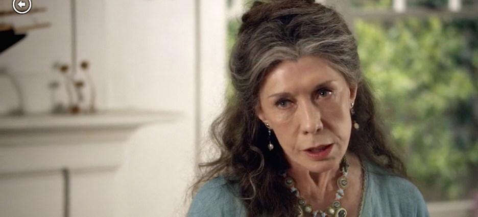 Grace and Frankie Lily Tomlin