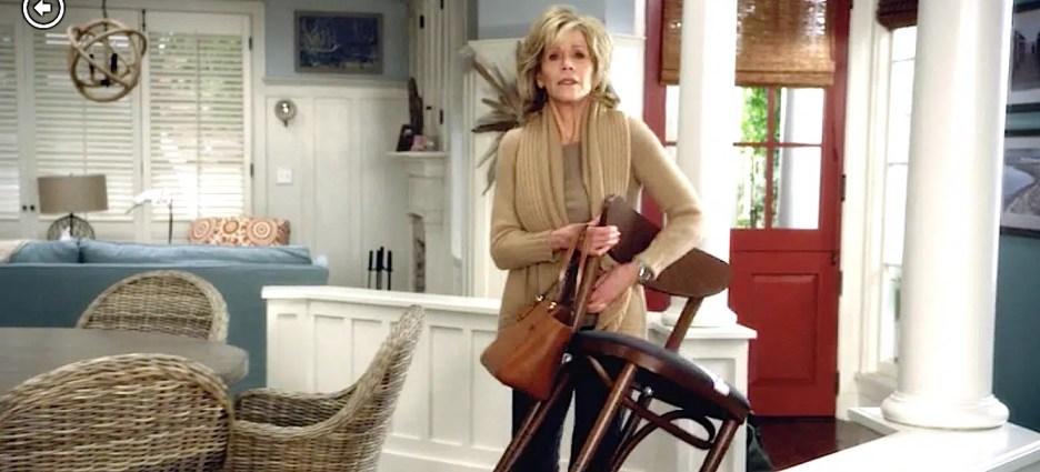 Grace and Frankie Beach house Jane Fonda