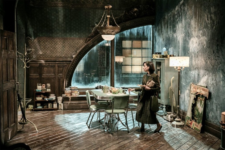 The Shape of Water Paul D. Austerberry, Production Designer and Shane Vieau and Jeff Melvin, Set Decorators