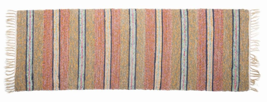 Nantucket Rug The Coastal Collection pink yellow blue