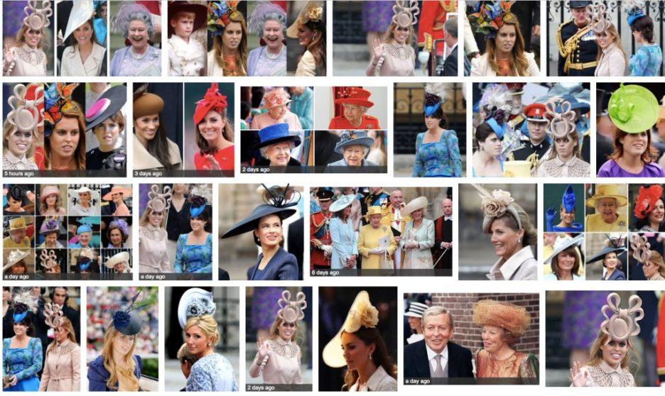 Harry and Megan Royal Wedding hats