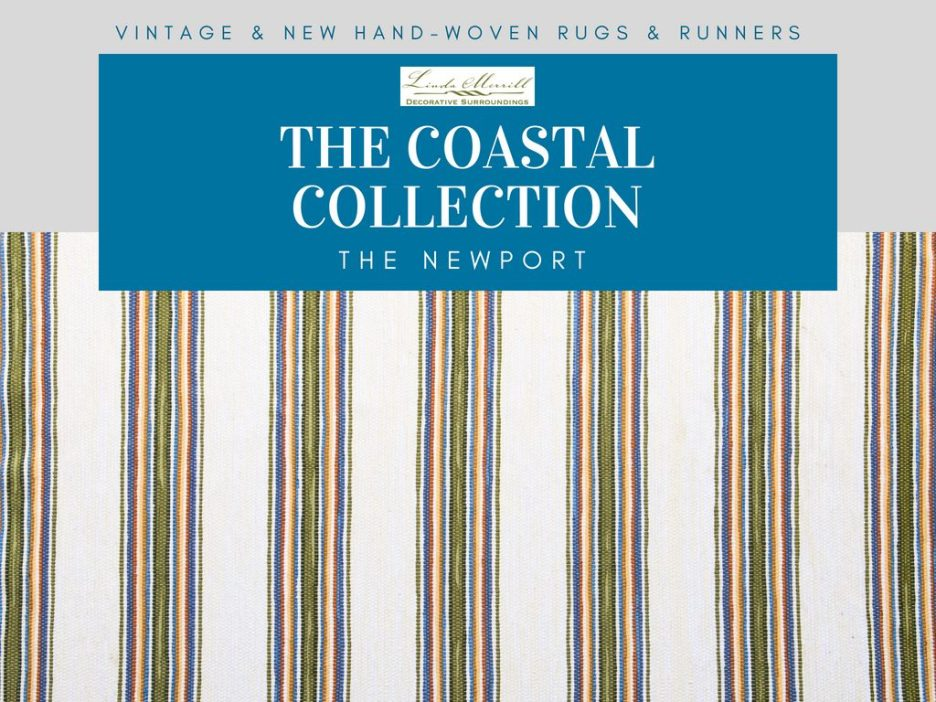 The Newport Rug The Coastal Collection