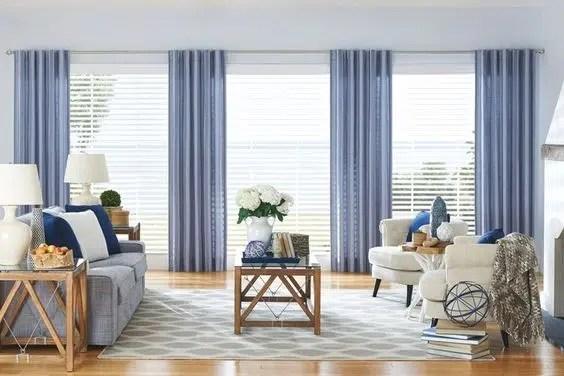 Bali blinds how high drapery panels