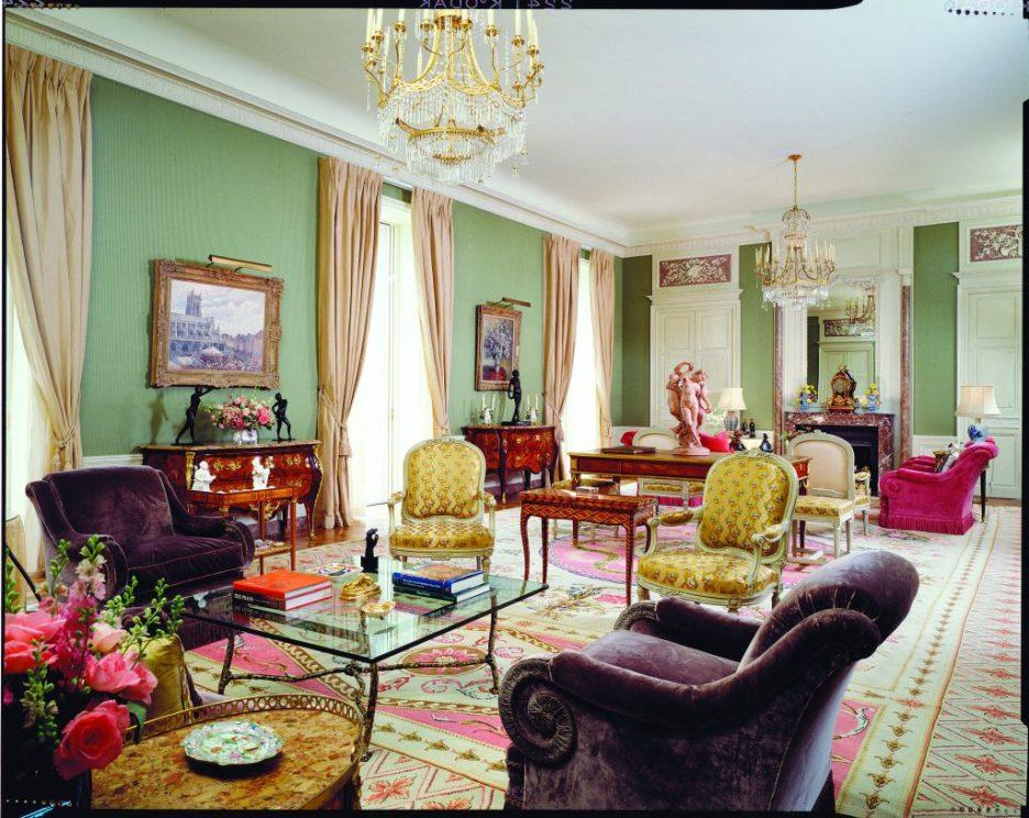 Henri Samuel Master of French Interior 01 linda merrill blog versailles grand designs
