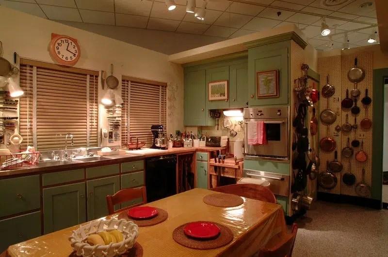 Julia Child Kitchen body type