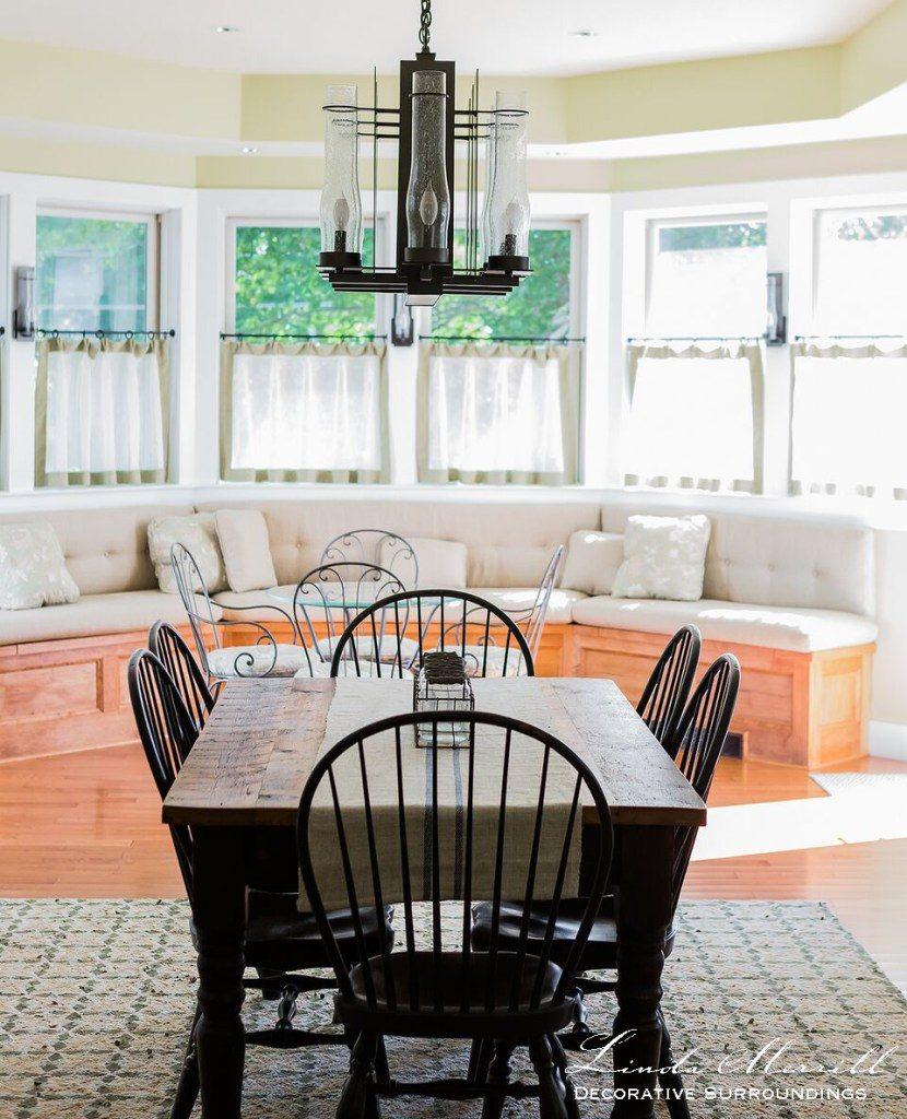 Linda Merrill design Michael J Lee photo New Hampshire farmhouse kitchen body type