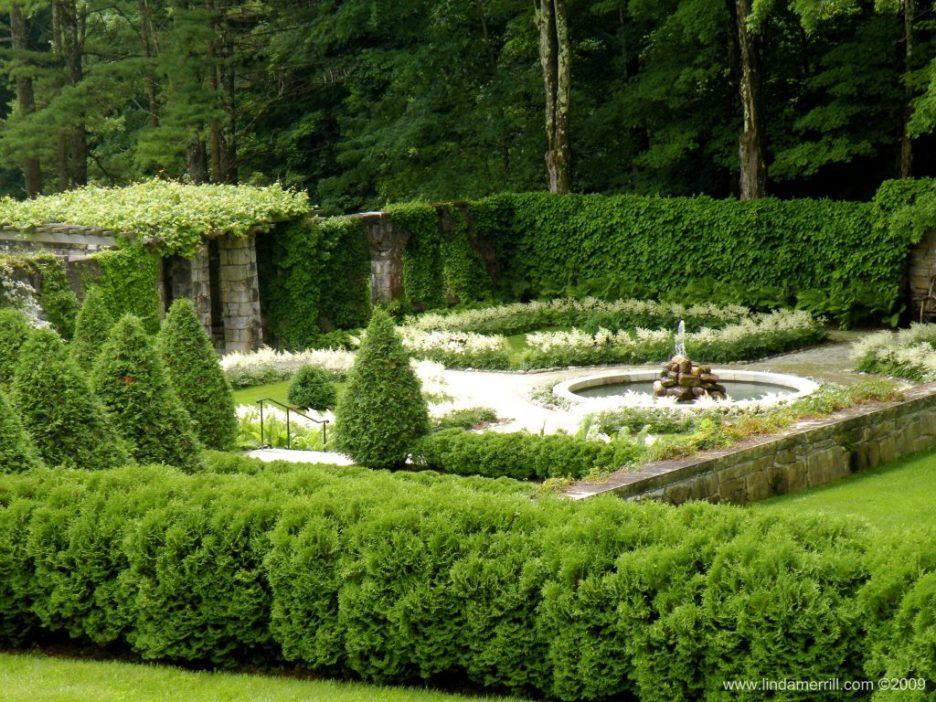 Linda Merrill photography Edith Wharton The Mount Massachusetts Secret Garden 3