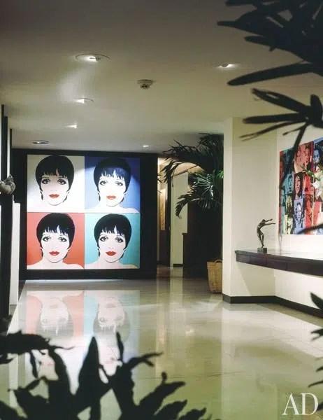 Liza Minelli Photo Jaime Ardiles-Arce Andy Warhol Judy Garland Famous Faces