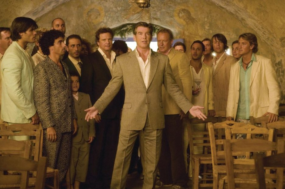 Mamma-Mia-Pierce-Brosnan-in-church-fresco-painted-stucco-walls