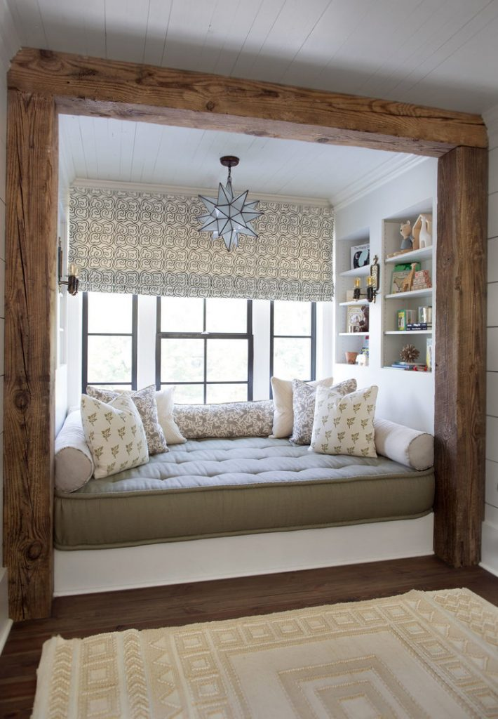 CLOTH & KIND Modern Farmhouse sleeping Nooks