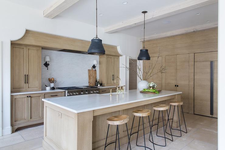 Dana Wolter Interiors Rustic Kitchen 2
