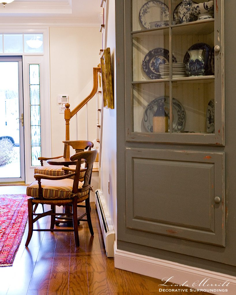 Linda Merrill Design Duxbury Massachusetts custom made built-ins