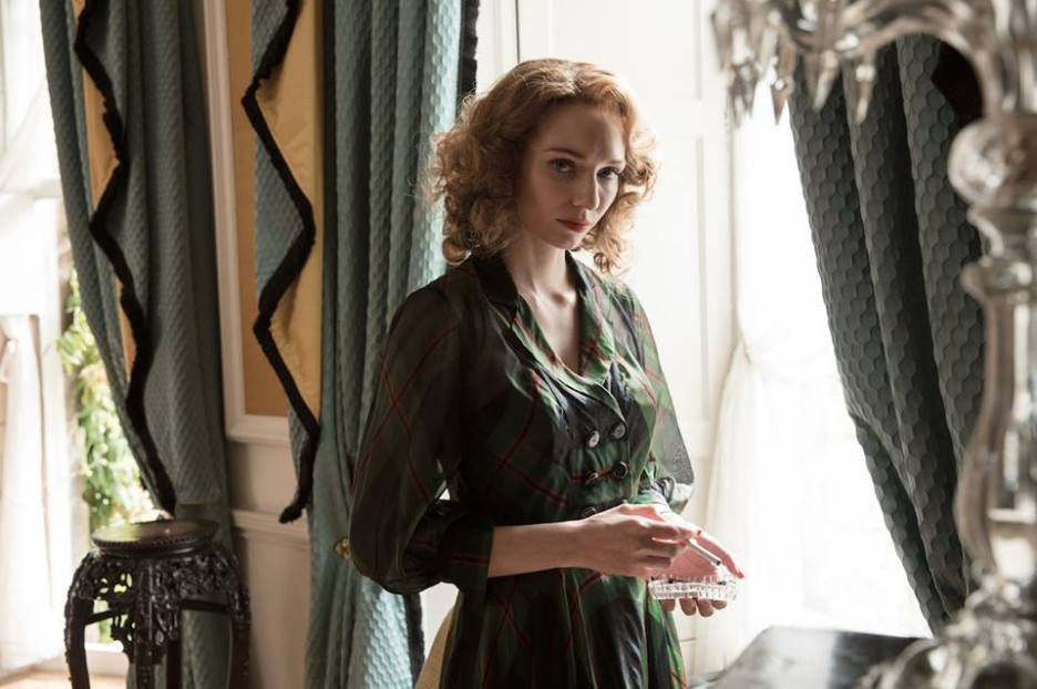 Ardgowan Estate Eleanor Tomlinson Dining Room Ordeal by Innocence