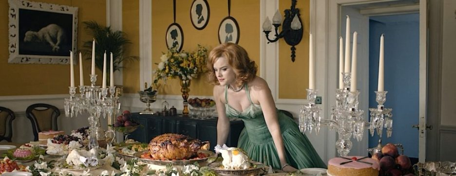 Ordeal by Innocence Dining Room Alice Eve 2