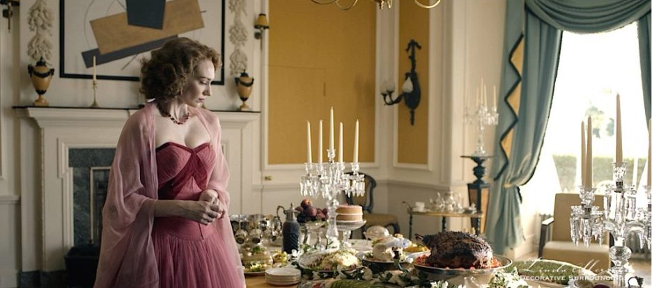 Ordeal by Innocence Dining Room Elinor Tomlinson