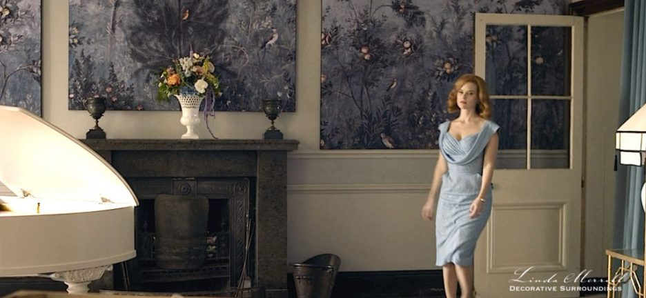 Ordeal by Innocence Front Entry Music Room Alice Eve