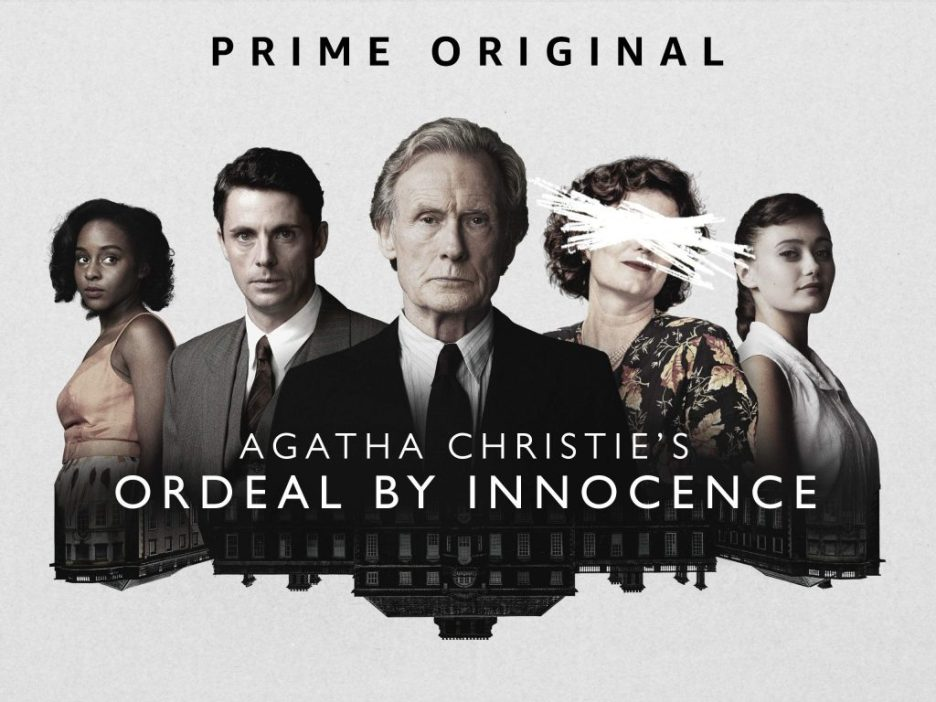 Ordeal by Innocence ad poster