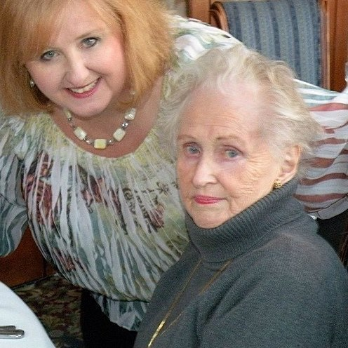 Linda Merrill Dorothy Merrill
