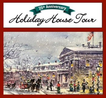 2018 Newburyport Holiday House Tour