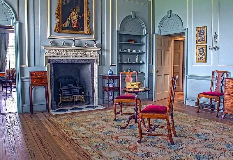Tryon Palace-Bedroom1 Coast Host North Carolina