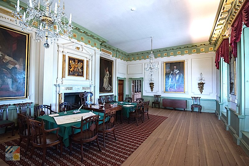 Tryon Palace banquet room new-bern17-156
