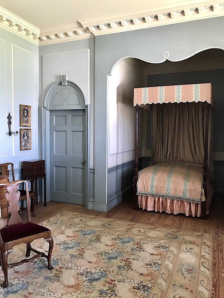 Tryon Palace bedroom
