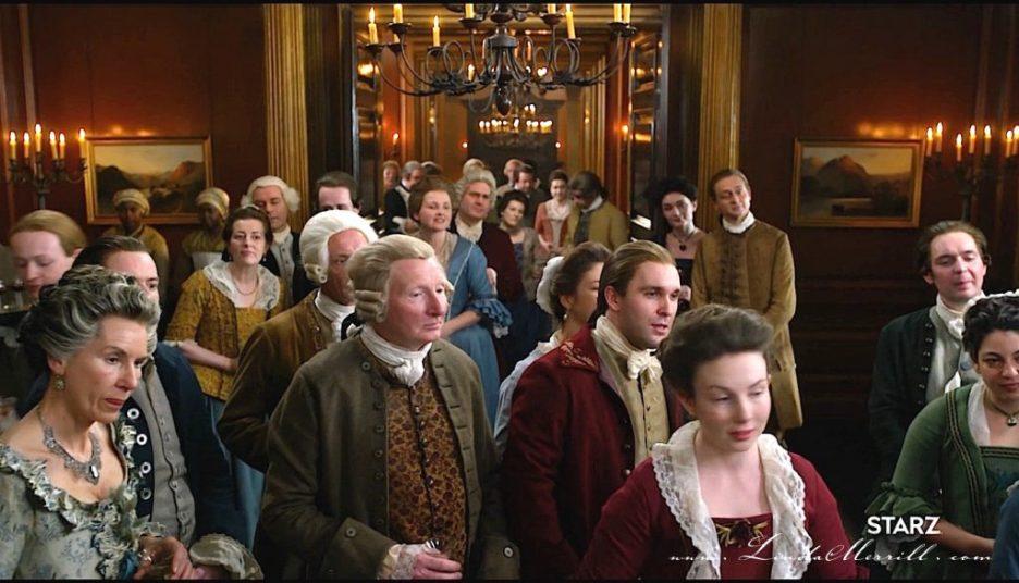 Party Outlander River Run Hall 2