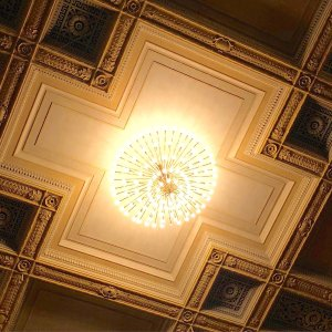 Boston Symphony Hall Ceiling 2 Boston Design Week 2019
