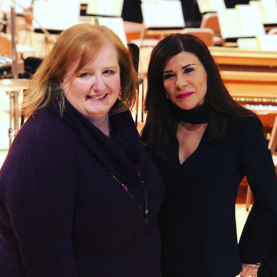 Linda Merrill Kathie Chrisicos Boston Design Week 2019