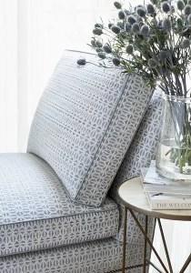 Thibaut Fabrics Reverie-Quinlan Crypton Fabric Formal Family Friendly