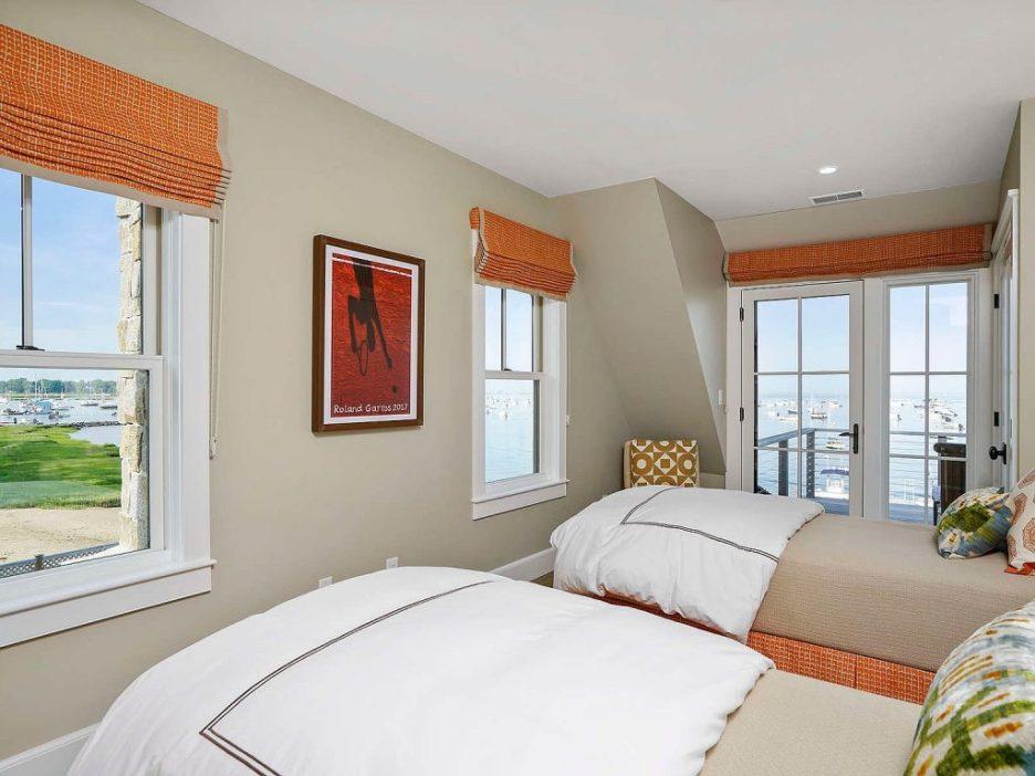 46 Winsor Street Duxbury Bay Ocean view bedroom 2 Duxbury Bay Home