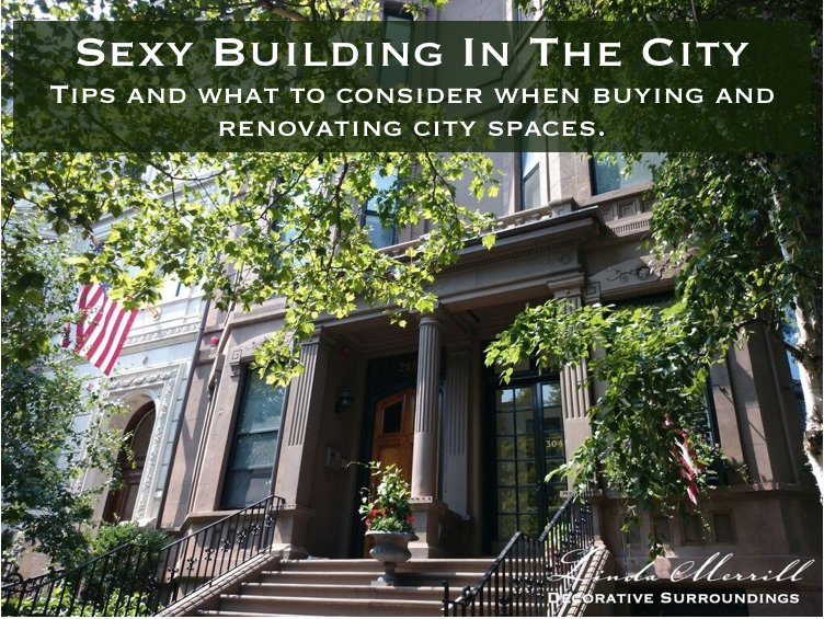 Sexy Building in the City tips