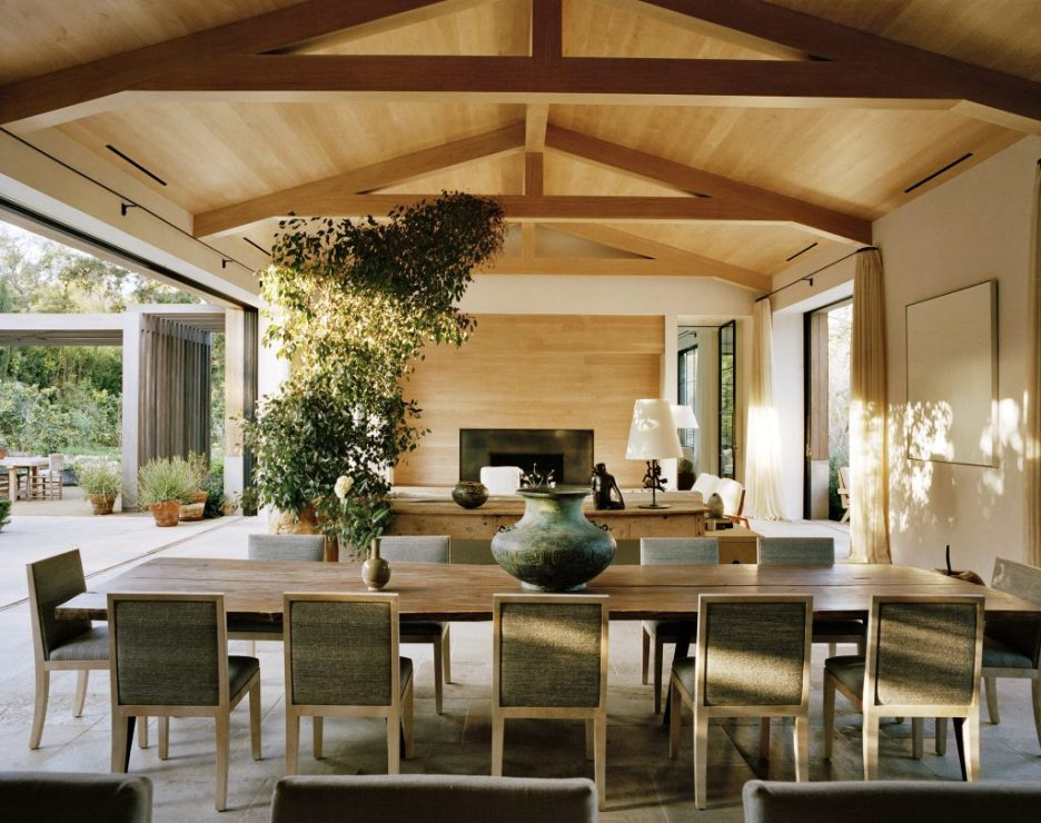 Houses Atelier AM outdoor dining