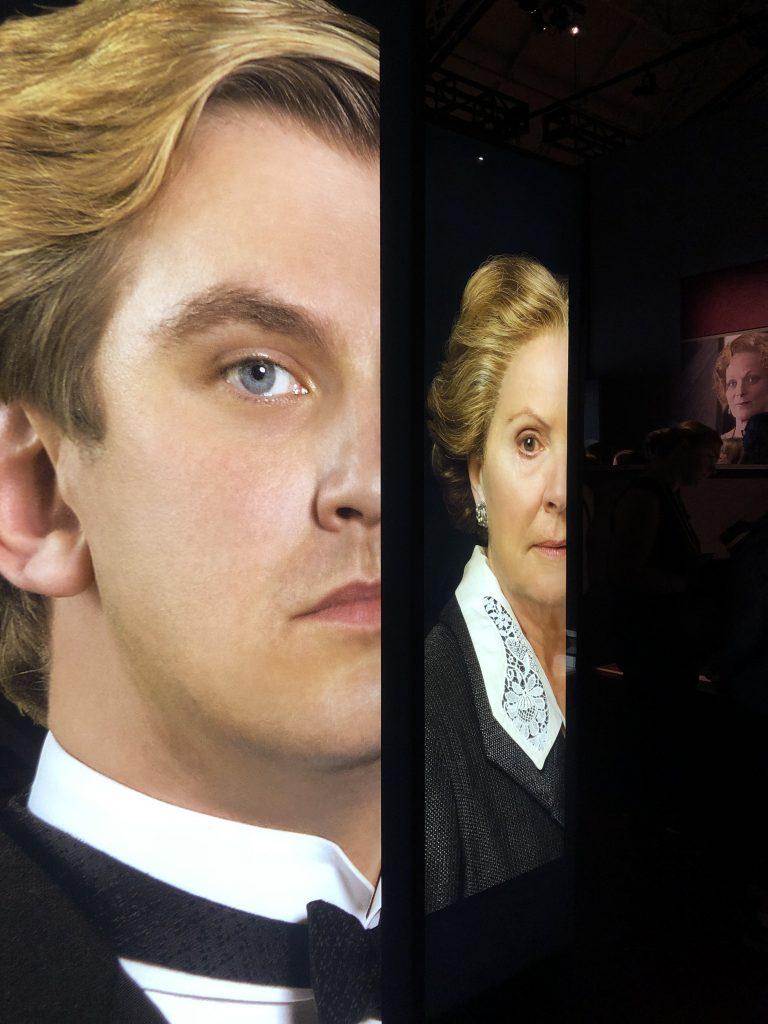 Downton Abbey Exhibition Faces 2