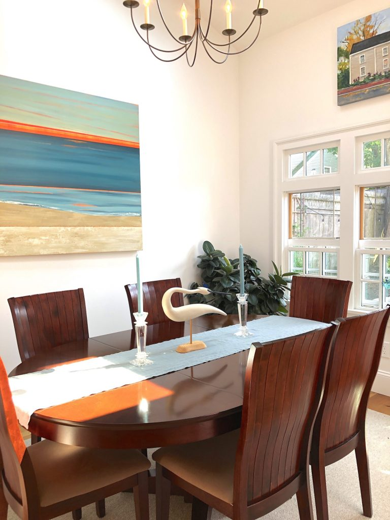 Atwood St Newburyport Dining room