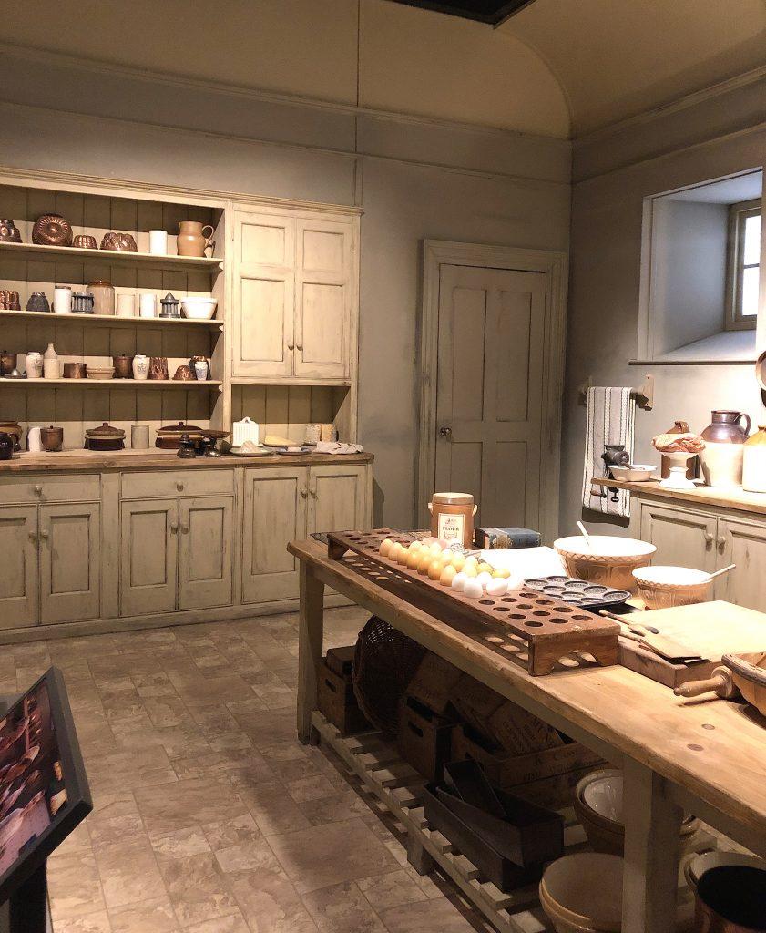Downton Abbey Kitchen Downton Abbey Exhibition 7222