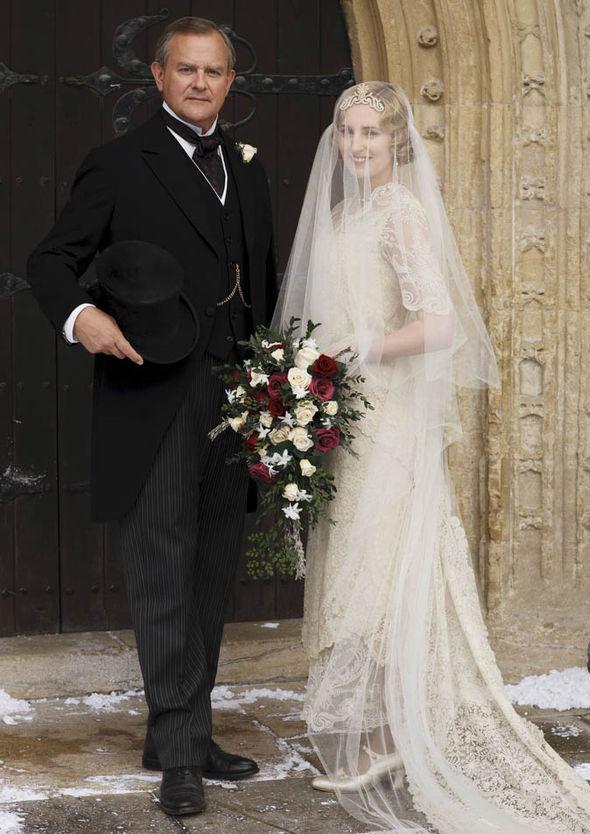 Lady Edith 2nd Wedding Dress