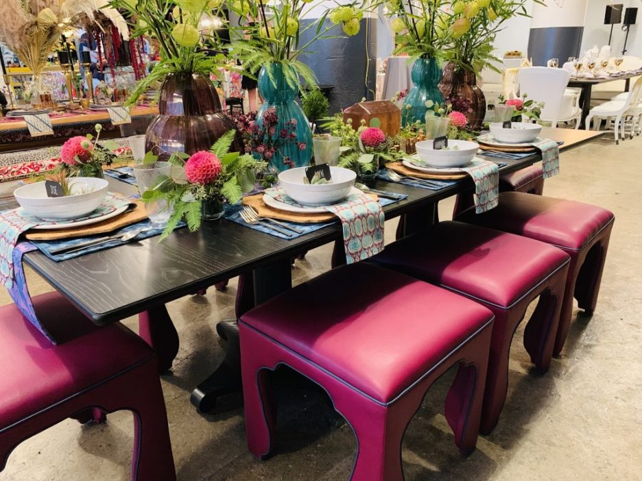Designer Kelly Rogers Heading Home to dinner 2019 Beautiful Tablescapes 2