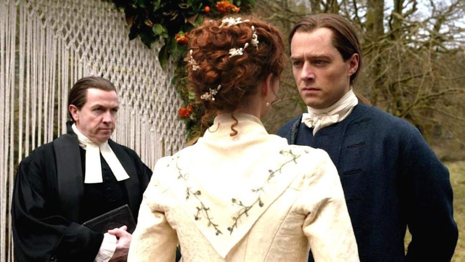 Starz outlander the ridge wedding Brianna Roger outlander-online season 5