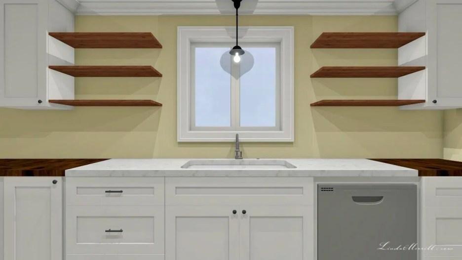 Linda Merrill Small Kitchen 2