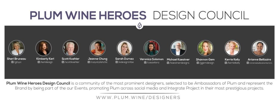 Plum Wine Heros wide