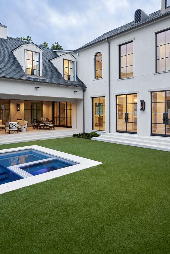 Linda's Dream Home 2021 inspiration for back yard