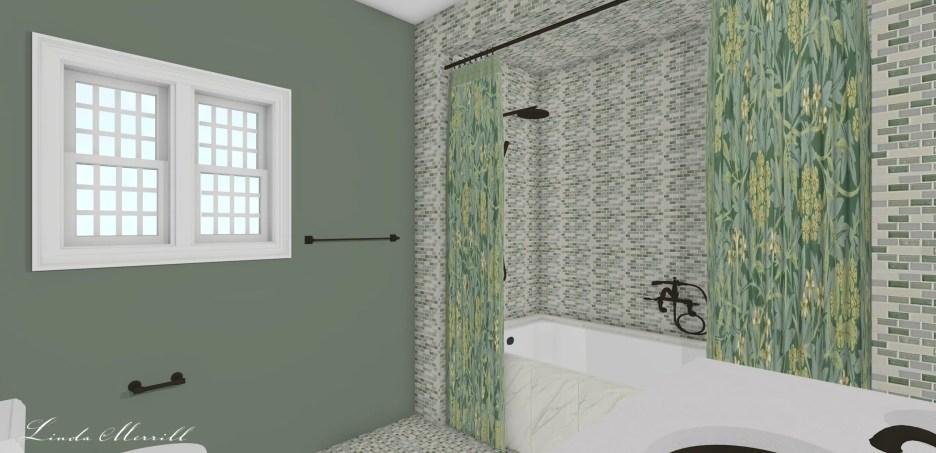 Linda Merrill Dream Home 2021 Guest Bath 1