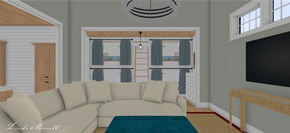 Linda Merrill Pool House 2 Dream Home 2021