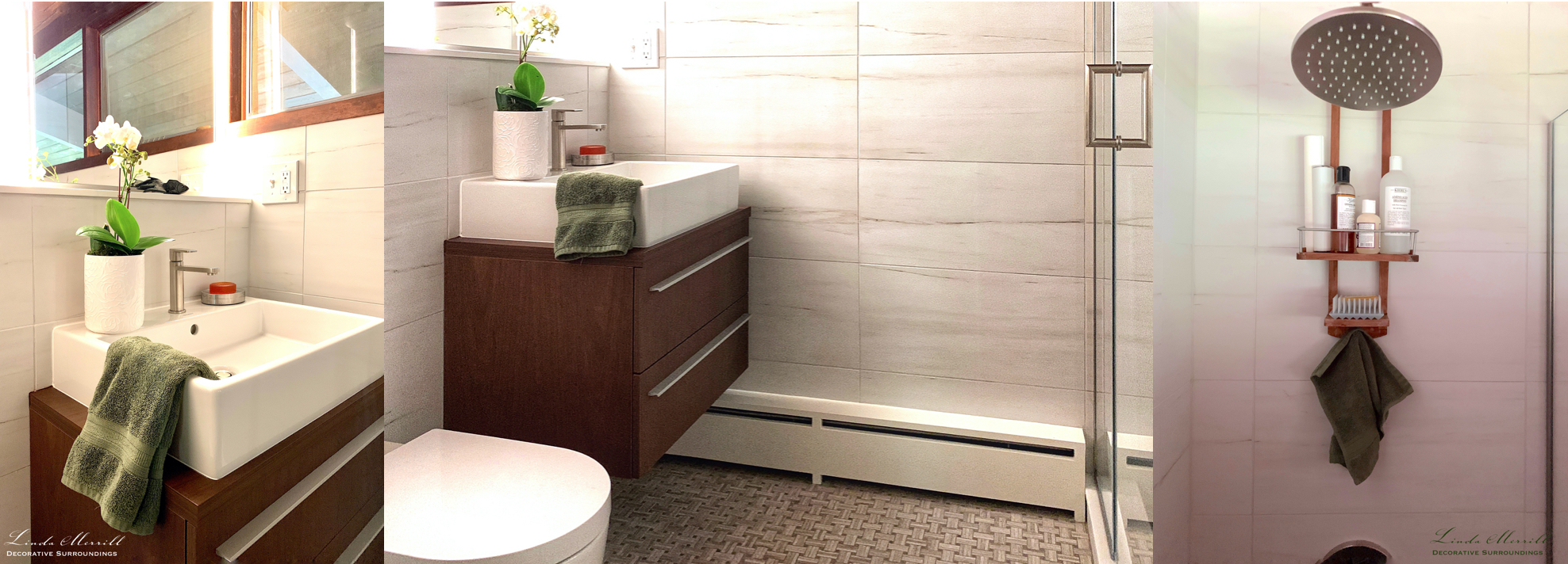 Deck house bathroom blog header