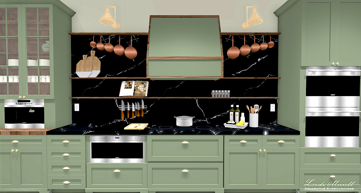 081021 LMDS Dream Home 2021 Dream Kitchen Cooking Wall