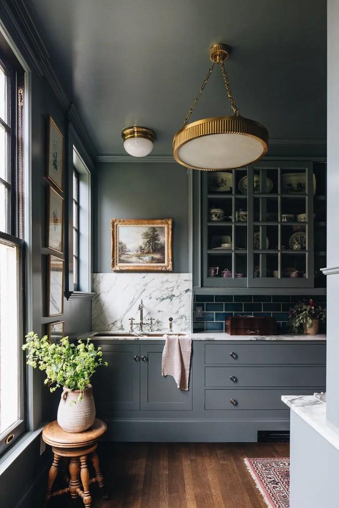 Jean Stoffer Design Soulful kitchen