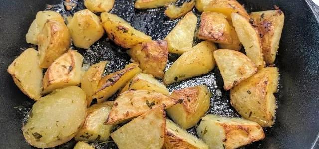 希臘風味馬鈴薯