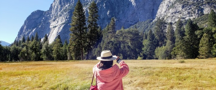 露營車-VanLife週記9: Yosemite National Park優勝美地